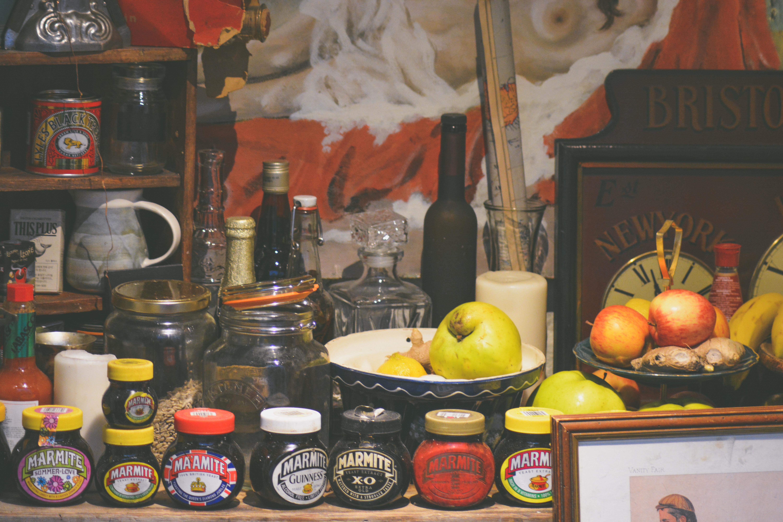 marmite pantry