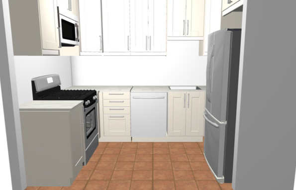 IKEA Kitchen Planner Rendering